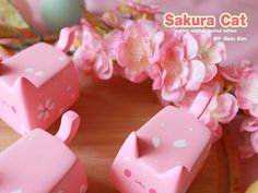 "Rato Kim's ""BoxCat: Sakura Cat"" Coming Soon!"