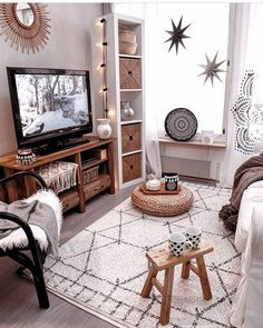 86 brilliant solution small apartment living room decor ideas and remodel « Home Decor Cozy Apartment Decor, Small Apartment Living, Small Apartment Decorating, Couples Apartment, Small Apartment Interior Design, Small Appartment, Small Living Rooms, Small Room Interior, Girls Apartment