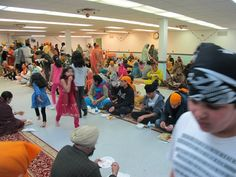 Gurdwara Guru Nanak Darbar of Long Island in Hicksville New York. 11 Broadway, Hicksville New York NY11801
