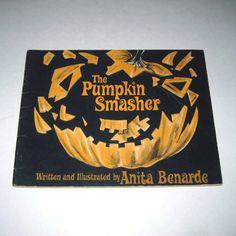 The Pumpkin Smasher Vintage 1970s Children's by grandmothersattic, $79.95