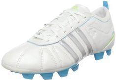 adidas Women's Adinova Iv Trx Fg W Soccer Cleat,Zero Metallic/Metallic Silver/Intense Blue,9.5 C US adidas. $54.82