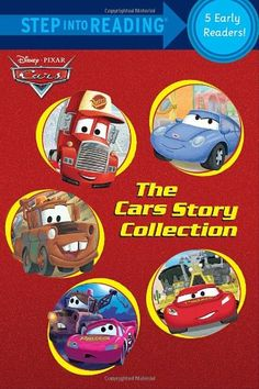 Five Fast Tales (Disney/Pixar Cars) (Step into Reading) by Various http://www.amazon.com/dp/0736428135/ref=cm_sw_r_pi_dp_bT2svb13YTQ8X
