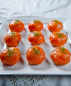 Image result for smoked salmon parcels