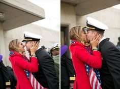 US Navy Homecoming Photography » Rally Point #rallypoint #navyhomecoming #homecoming #navy