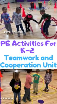 PE Activities For Teamwork and Cooperation Unit PE teacher Tyler Staup explains 2 of the activities he does with his students during their Teamwork and Cooperation Unit! Teamwork Activities, Physical Education Activities, Health And Physical Education, Elderly Activities, Educational Activities, Pe Games Elementary, Elementary Physical Education, Elementary Schools, Pe Lessons