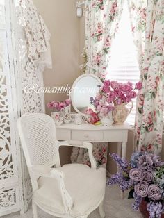 -My Shabby Chic Home ~ I ~ Romantic Home Romantic Home