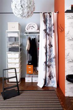 Wardrobe Wonder - Small Spaces - Room Design Ideas (houseandgarden.co.uk)