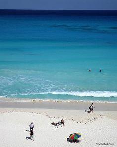 Cancún, dónde Dios se sentó a diseñar una playa perfecta
