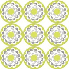 Blossom in Chartruese by Ty Pennington Impressions