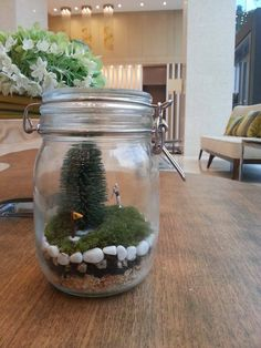 From Our Client:  Thanks Puff Terrariums for this custom Golf Terrarium for the best Dad is the Whole Wide World   Can't wait to surprise him with it on Sunday ^^   Highly recommend to everyone for a truly unique present for your love ones and friends !!   https://www.facebook.com/puffterrariums