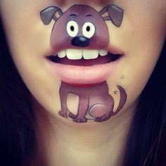 Love this #makeupmonday entry from Laura Jenkinson! Have you sent in your entry yet?