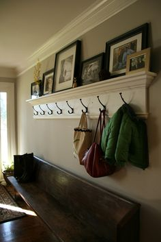 So Happy to be Here: Entry Way Update!