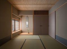Japanese Interior Design, Japanese Design, Japanese Architecture, Interior Architecture, Japan Apartment, Japan Room, Washitsu, Tatami Room, Japanese Style House