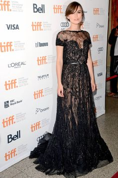 Keira Knightley Style - Fashion Pictures of Keira Knightley - ELLE