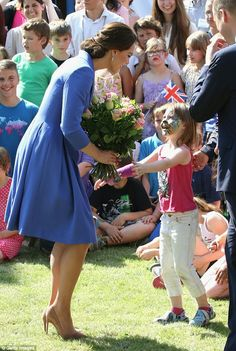 Catherine Duchess of Cambridge visits a children's charity in Berlin. July 19 2017.