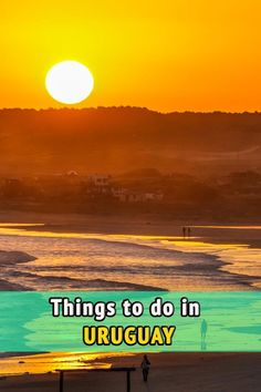 A 10-day travel itinerary to explore the country of Uruguay. Things to see and do in Uruguay. The most impressive landscapes, cities, cultural sights, culinary curiosities, and much more.