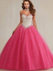 Suknie balowe Serduszko do podłogi Tiul Sukienki studniówkowe  #SP6576