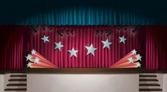 Image result for stage decoration for school annual day ...