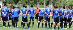 Clube de Regatas do Flamengo - Treino do futebol profissional - CT de Vargem Grande -28-09-2013