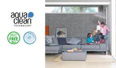 Vivalto - AquaClean kolekcia   sedackybeta.sk Clean Technology, Outdoor Furniture Sets, Outdoor Decor, Cleaning, Home Decor, Decoration Home, Room Decor, Home Cleaning, Home Interior Design