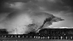 The Angry Sea… Warrnambool Breakwater in a storm...
