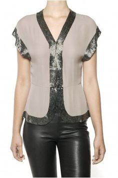 Parker Beaded Top Sold Out!!    Check out this item for sale on ebay Seller name Nellies_Girl
