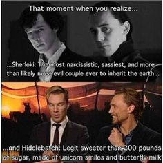 Sherloki vs. Hiddlebatch