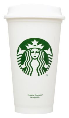 Starbucks Reusable Travel Cup To Go Coffee Cup (Grande 16 Oz):Amazon:Home & Kitchen