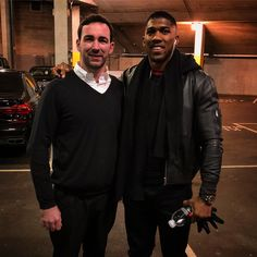 Thats my guy there 🥊 Boxing Anthony Joshua, My Guy, Man Candy, Boxer, Guys, Boxer Pants, Sons, Boys