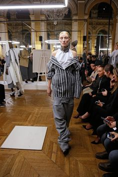 Thom Browne Fall 2018 Ready-to-Wear Fashion Show Collection