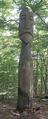 Veles (god) - Wikipedia, the free encyclopedia  Slavic Mythology  - symbols Bear, wolf, snake, bull