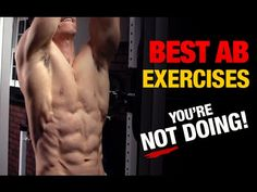 """Good tweeks for basic exercises. 5 Best """"Ab"""" Exercises (YOU'RE NOT DOING!) - YouTube By  JEFF CAVALIERE"""