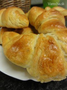 Francúzske Croissanty - na ne mám zálusk už dlhšie