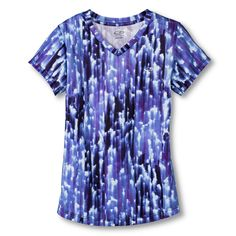 C9 by Champion� Girls' Duo Dry Tech Tee