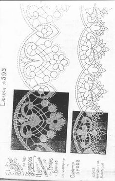 consultor - MªCarmen(Blanca) - Picasa Albums Web Bobbin Lace Patterns, Lace Making, String Art, Tatting, Hobbit, Crochet, How To Make, Arizona, Bobbin Lace