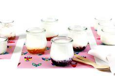 Crockpotting   Tarritos de yogur con confituras en crock pot   http://www.crockpotting.es