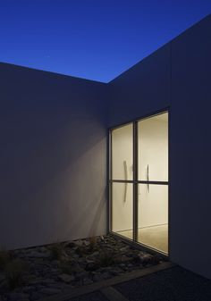 The inde / jacobs gallery in Marfa, Texas, by Claesson Koivisto Rune Architects. Photo: Åke E:son Lindman