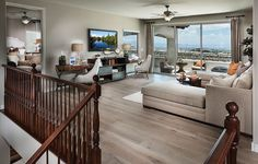 Idea for the upstairs loft area   Decorating - Loft Design ...