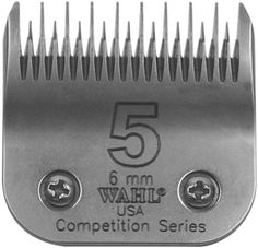 Wahl Professional Animal Competition Series Blade *** Learn more by visiting the image link. (This is an affiliate link and I receive a commission for the sales)