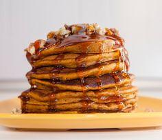 pumpkin-pancakes  PANCAKES DI ZUCCA