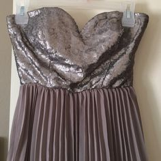 Charlotte Russe high low dress Brand new, never worn super cute high low dress Charlotte Russe Dresses High Low