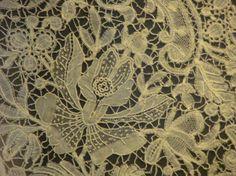 OOOOOO-Belgian lace Needle Lace, Bobbin Lace, Bordados E Cia, Lacemaking, Point Lace, Linens And Lace, Ribbon Work, Irish Lace, Fine Linens