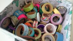 Love washi tape!