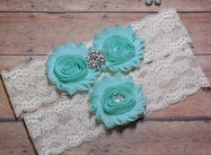 Check out this item in my Etsy shop https://www.etsy.com/listing/155119746/mint-garter-wedding-garter-lace-garter