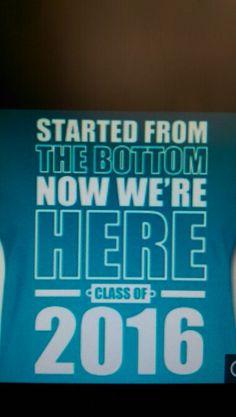 2016 Class Slogans