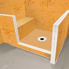 KERDI-BOARD Panels | Building Panels | schluter.com