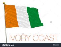 ivory coast flag