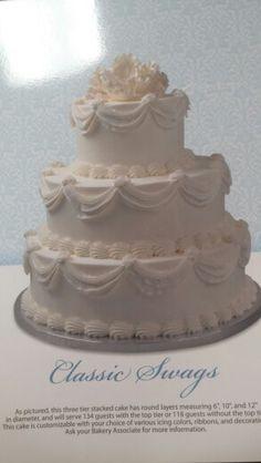 SHOW ME YOUR WALMART WEDDING CAKE!!! - Weddingbee | Wedding Ideas ...