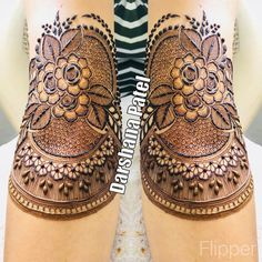 Stunning Mehndi Designs You Have To See - Kurti Blouse Arabic Bridal Mehndi Designs, Engagement Mehndi Designs, Khafif Mehndi Design, Floral Henna Designs, Henna Art Designs, Mehndi Designs For Girls, Modern Mehndi Designs, Dulhan Mehndi Designs, Mehndi Design Photos