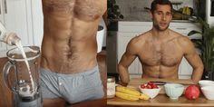 Hello, This Naked Chef Makes Food Tutorials NAKED  - Cosmopolitan.com